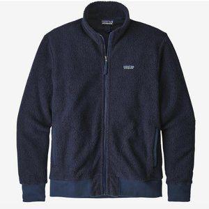 Patagonia Woolyester Jacket, Navy, XXS